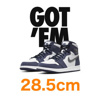 NIKE - NIKE AIR JORDAN 1 HIGH OG CO.JP 28.5cm