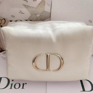 Dior - ディオール CDロゴオリジナルポーチ ホリデーコフレ 新品未使用 ノベルティ限定