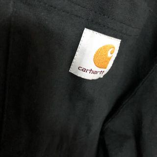 カーハート(carhartt)のCarhartt カーハート ロンT 長袖Tシャツ 「美品」(Tシャツ/カットソー(七分/長袖))