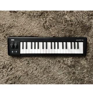 コルグ(KORG)のMICROKEY2-37 AIR ワイヤレス(MIDIコントローラー)
