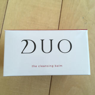 DUO(デュオ) ザ クレンジングバーム(90g)新品未使用