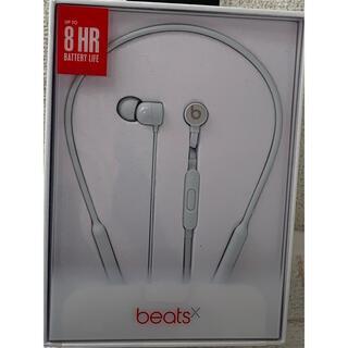 ビーツバイドクタードレ(Beats by Dr Dre)のワイヤレスイヤホン Beats X  (ヘッドフォン/イヤフォン)