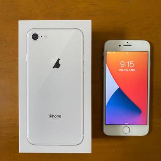 Apple - iPhone8 64GB 本体 simフリー 美品