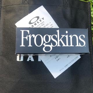 FRAGMENT - OAKLEY FRAGMENT DESIGN FROGSKINS (A)