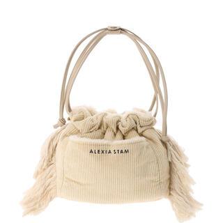ALEXIA STAM - 新品❤️Reversible Drawstring Bag