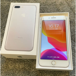 Apple - iPhone7 Plus シルバー 256 GB SIMフリー