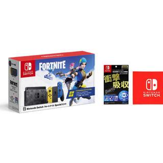 Nintendo Switch - Switch フォートナイト Fortnite スイッチ 本体 新品未使用