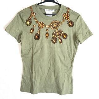 クリスチャンディオール(Christian Dior)のクリスチャンディオール 半袖Tシャツ 40 M(Tシャツ(半袖/袖なし))