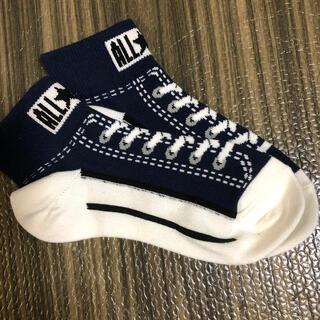 コンバース(CONVERSE)のコンバース☆キッズソックス13-19cm(靴下/タイツ)