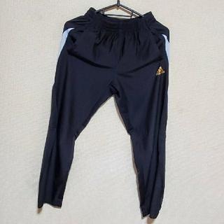 adidas - 美品!! 140男の子 adidas スポーツウェア 黒色 スポーツタイプパンツ