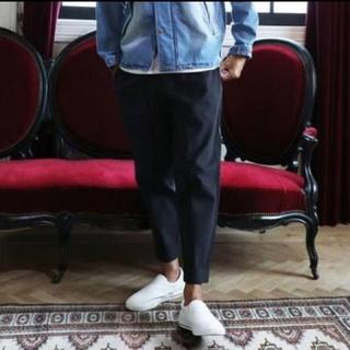 The DUFFER of ST.GEORGE - ★美品★DUFFER EAZY WIDE PANTS イージーワイドパンツ M
