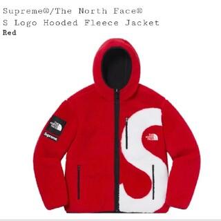 シュプリーム(Supreme)のSupreme/TNF S Logo Hooded Fleece Jacket(ブルゾン)