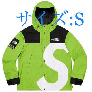 シュプリーム(Supreme)のSupreme S Logo Mountain Jacket S(マウンテンパーカー)