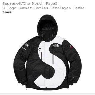 シュプリーム(Supreme)のSupreme North face himalayan black Sサイズ(ダウンジャケット)