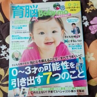 シュフトセイカツシャ(主婦と生活社)の育脳Baby-mo0〜3才の可能性を引き出す7つのこと(住まい/暮らし/子育て)