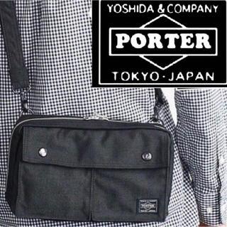 PORTER - 美品!PORTER/吉田カバン(ポーター)スモーキーコーデュラ ボディバッグ
