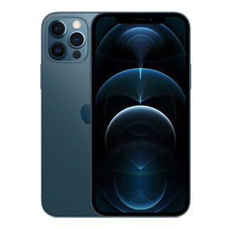 Apple - iPhone 12 Pro128GB パシフィックブルー 国内版 Simフリー
