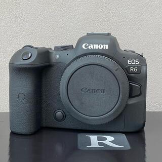 Canon - Canon キャノンフルサイズミラーレス一眼レフカメラ EOS R6 新品未使用