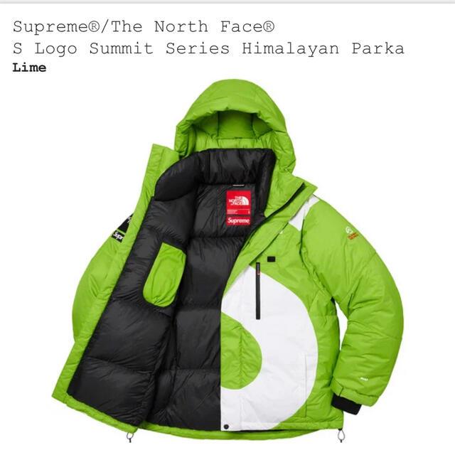 Supreme(シュプリーム)のsupreme the north face himalayan parka メンズのジャケット/アウター(ダウンジャケット)の商品写真