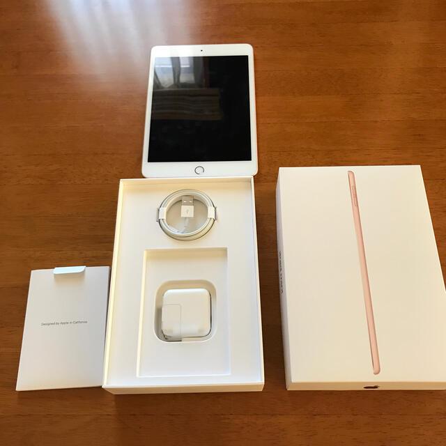 Apple(アップル)のiPad mini5 wifi+Cellular 64GB ゴールド スマホ/家電/カメラのPC/タブレット(タブレット)の商品写真
