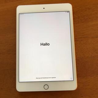 Apple - iPad mini5 wifi+Cellular 64GB ゴールド