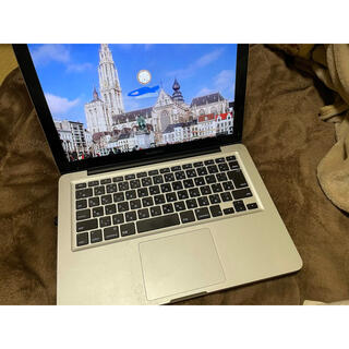 Apple - MacBook Pro 13インチ メモリ16GB  SSD240GB