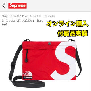 Supreme - Supreme TNF S Logo Shoulder Bag