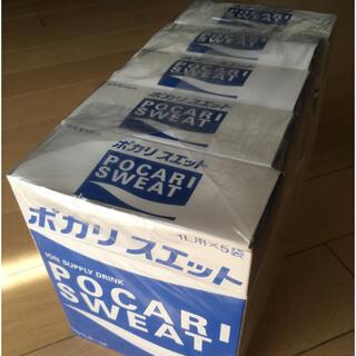 オオツカセイヤク(大塚製薬)のポカリスエット 粉末 5箱(その他)
