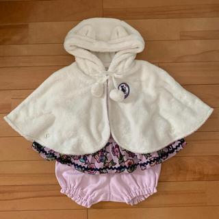 アナスイミニ(ANNA SUI mini)のアナスイミニ セット(Tシャツ/カットソー)