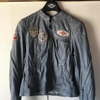 ハーレーダビッドソン(Harley Davidson)のハーレーダビッドソン レザー(ライダースジャケット)