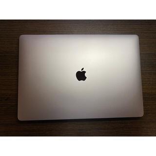 マック(MAC)の【美品】 MacBook Pro 16インチ CTOモデル スペースグレイ(ノートPC)