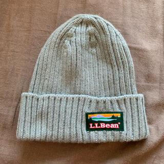 エルエルビーン(L.L.Bean)のLL bean ニット帽(ニット帽/ビーニー)