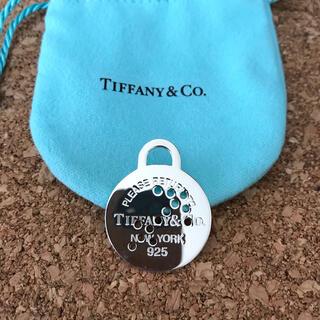 Tiffany & Co. - ティファニー チャーム