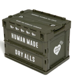 A BATHING APE - HUMANMADE CONTAINER 20L olive ヒューマンメイド
