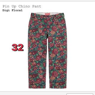 Supreme - 送料込み supreme pin up chino pant 32