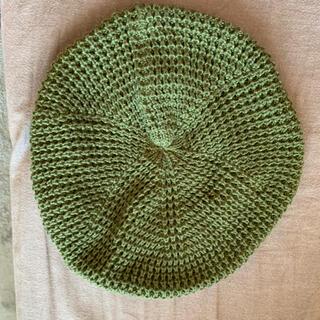 ビームス(BEAMS)の未使用★beams ベレー帽(ハンチング/ベレー帽)