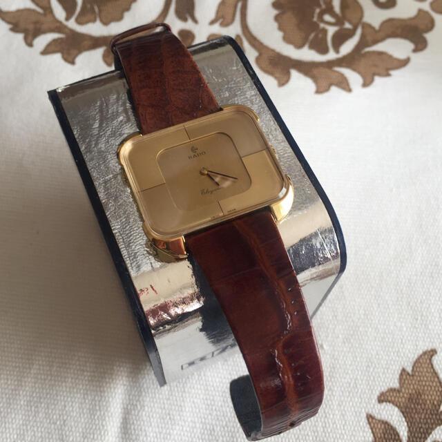 RADO(ラドー)のアンティーク ラドーRADO 腕時計 🌹美品 メンズの時計(腕時計(アナログ))の商品写真