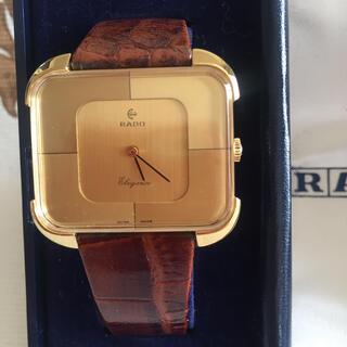 RADO - アンティーク ラドーRADO 腕時計 (箱付き)🌹美品