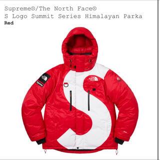 Supreme - supreme the north face Himalayan Parka赤M