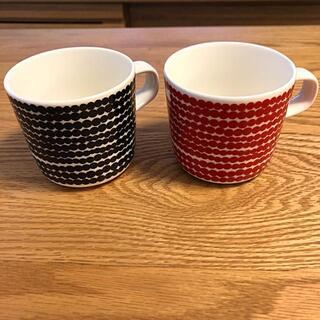 marimekko - マリメッコ ペア マグカップ