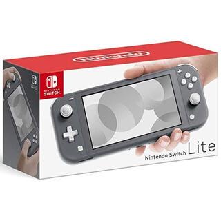 Nintendo Switch - 10/31、15時までの限定価格! Nintendo Switch グレー