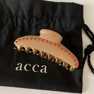 acca - acca 中クリップ ティアラクイーン