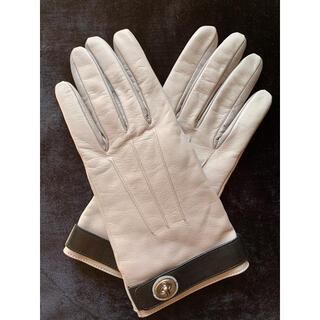 コーチ(COACH)のCOACH ❤︎レザーグローブ(手袋)