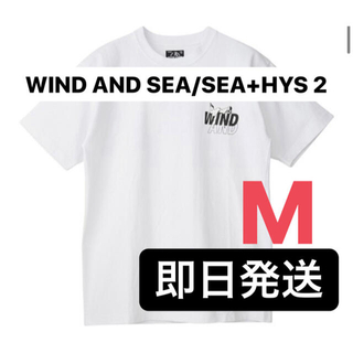 HYSTERIC GLAMOUR - WIND AND SEA/SEA+HYS 2 Tシャツ