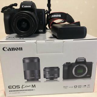 Canon - Canon  EOS kiss M 再up