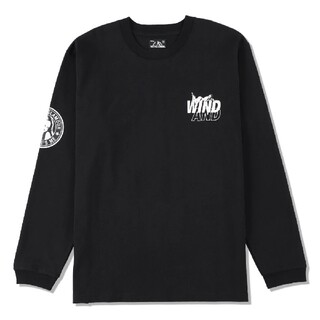 HYSTERIC GLAMOUR - HYSTERIC GLAMOUR x WDS L/S T-SHIRT