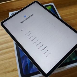 iPad - Apple care付き 第2世代 iPad Pro 11インチ 256GB