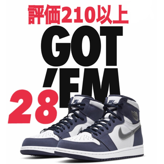 NIKE - エア ジョーダン 1 HIGH OG CO JP 28cm