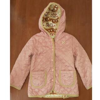 サンカンシオン(3can4on)のピンクのコート 3can4on  110(ジャケット/上着)
