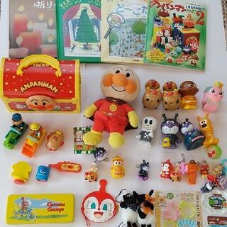 アンパンマン(アンパンマン)のアンパンマン 絵本 キャラクター 雑貨 おもちゃ (知育玩具)